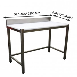 TABLES DE DECOUPE